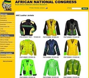 ANC Jackets