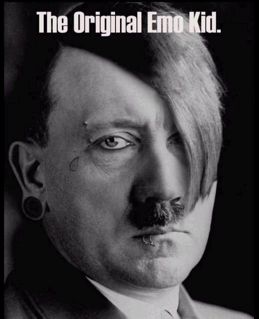 Hitler Emo