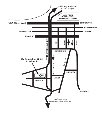 Map to Milner