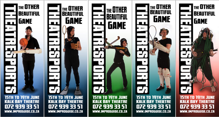 Theatresports Flyers