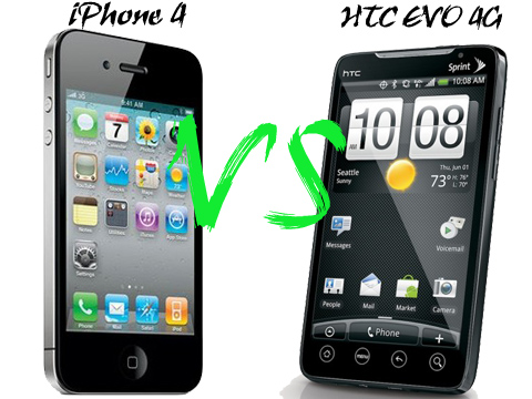iPhone-4-vs-HTC-EVO-4G-Comparison