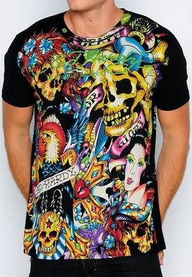Affordable ed hardy clothing old